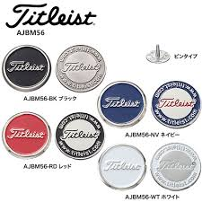 ball markers. titleist ball marker ajbm56 with point up+ discount coupon markers