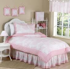 girl full size bedding sets pink toile girls bedding twin or full queen kids comforter sets
