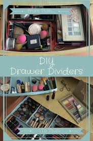 Best 25+ Drawer dividers ideas on Pinterest | Kitchen drawer dividers, Diy drawer  organizer and Diy drawer dividers