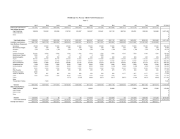 Pdaware Pro Forma Cash Flow Statement Year 2