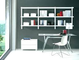 office wall mounted shelving. Home Office Shelving Units Alt Text Wall Mounted