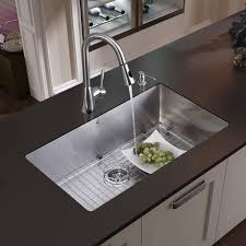 kitchen exciting sinks and faucets for your home decor
