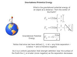 3 gravitational potential