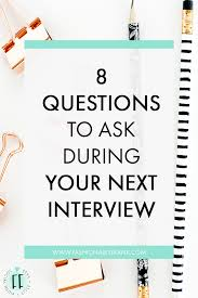 8 interview questions you should ask every time fashionably how did you get your start in this business
