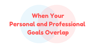What Are Professional Goals Setting Goals When Your Personal And Professional Identities Overlap