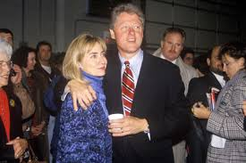 Bill s libido threatens to derail Hillary again New York Post