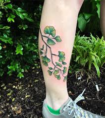 Country Kitchen Lebanon Ohio Gingko Leaves Done By Me Ivy Lavelle At Studio 85 Tattoo In