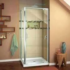 corner shower enclosure corner shower corner shower enclosure kits stalls showers the home depot chrome compressed