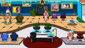 sally s hair salon free dress up makeover time management game for s kids s