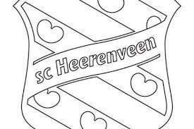 Heerenveen Kleurplaat