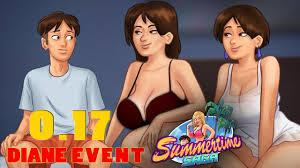 aunt diane all event plete step by step summertime saga 0 17 aunt diane