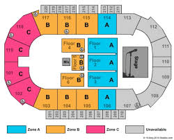 48 Prototypic Showare Center Seat Map