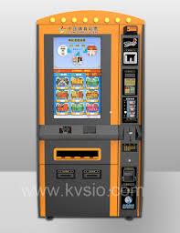 Lottery Vending Machines Impressive Lottery Vending KioskLottery Vending KioskKVSIO INTL GROUP CO LTD