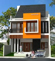 Small Picture Europe Modern Style New House Designs Exterior Small Garage