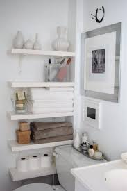 Bathrooms  Home Inspiration To Your House Modern Style Instant - Modern bathroom shelving