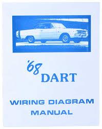 mopar a body dart parts literature multimedia literature 1968 dodge dart wiring diagram manual