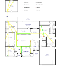 house elrctrical plan software with home wiring diagram wiring house wiring diagram examples at House Plan Wiring Diagram