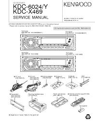 kenwood krc r ry service manual schematics kenwood