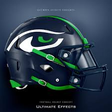 Amazing Helmet Designs Designer Creates Awesome Concept Helmets For All 32 Nfl