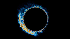 Black Eclipse iMac 4K Wallpaper, HD ...