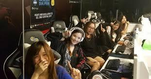 this m sian female e sports team won their first dota 2 champion title