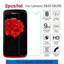 Lenovo S820 S820E Protective Film Glass ...