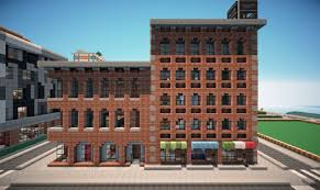 Small Brick Apartment Building - Small old apartment