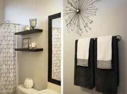 Black White Gray Bathroom Accessories