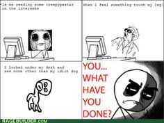 creepypasta memes on Pinterest | Creepypasta, Creepy Pasta and ... via Relatably.com