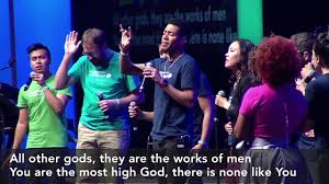 all other gods they are the works of man africaribb medley most high god urbana 15 27pm youtube