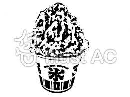 カキ氷イラスト無料イラストならイラストac