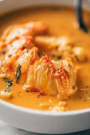 Easy Lobster Bisque - Cafe Delites