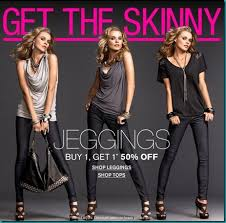 don t think jeggings will