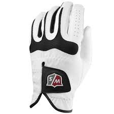 Wilson Staff Mens Grip Soft Golf Gloves