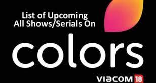 colors tv new serials list 2021