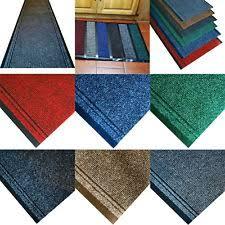 rug on carpet in hallway.  Hallway Premium NonSlip Rug Door Mat Carpet Runner Hallway Car Boot Liner Cut To  Length And On In G