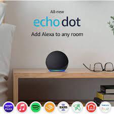 Loa thông minh Amazon Echo Dot (thế hệ 4) chính hãng 1,090,000đ