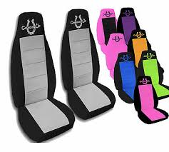 universal bucket seat covers cowgirl