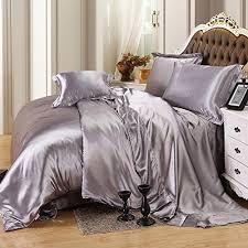 luxury bedding sets silk duvet cover