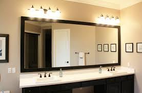 custom hanging mirrors that make your bathroom pop