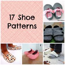 Baby Shoes Pattern Beauteous 48 Free Shoe Patterns