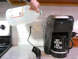 descaling the coffee maker clean keurig jpg