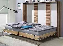 Image is loading Horizontal-Wall-Bed-Murphy-Bed-Fold-down-Bed-