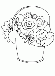 Small Picture May Flower Coloring Pages Coloring Pages