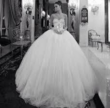 wedding dresses big tulle wedding dress 2029527 weddbook