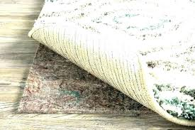 ding best carpet padding area rugs pads for