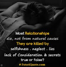 Sad Relationship Quotes Custom Sad Relationship Quotes Why Love Dies Foto 48 Quote