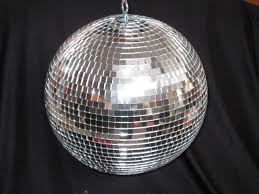vintage disco ball