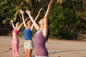 yoga in goa