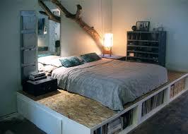 Platform Beds With Storage DIY Platform Bed With Storage Beds B